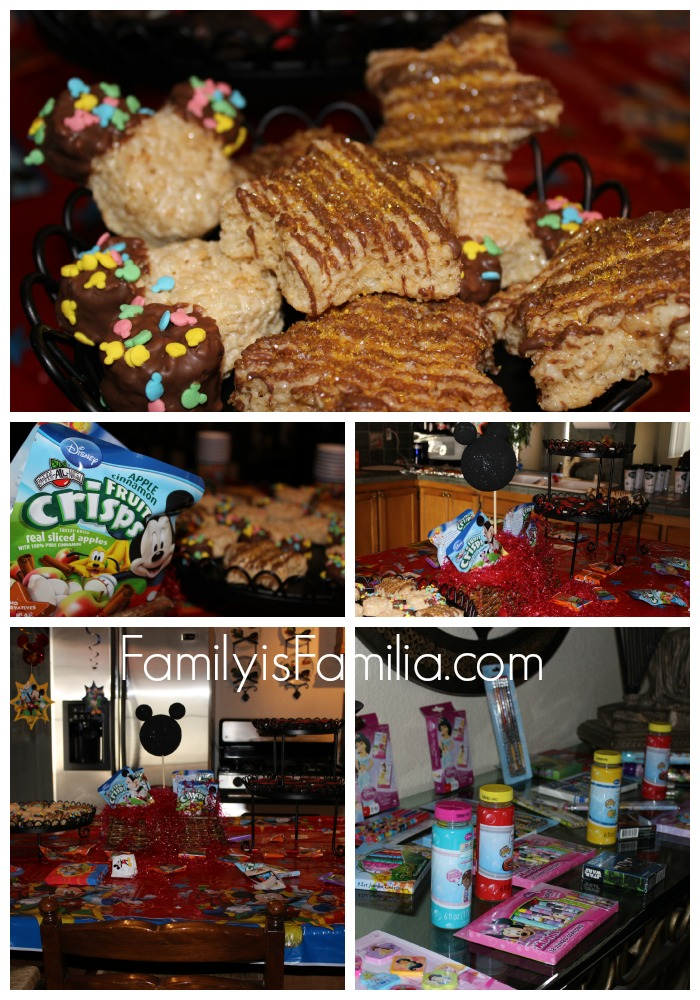 Hosting a DisneySide Party- FamilyisFamilia.com