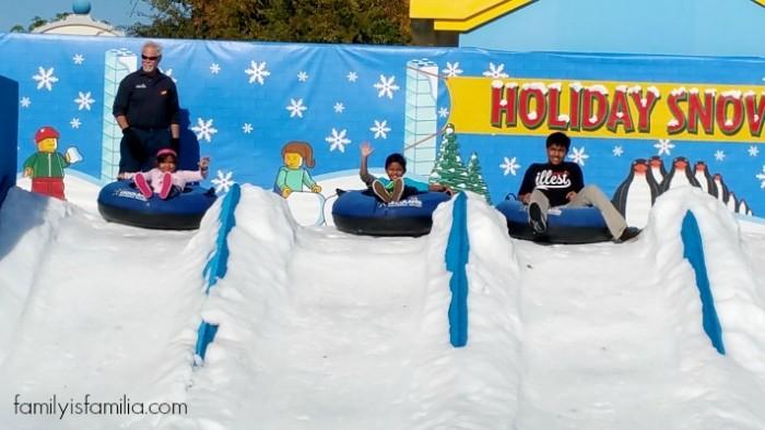 The Holidays at LEGOLAND