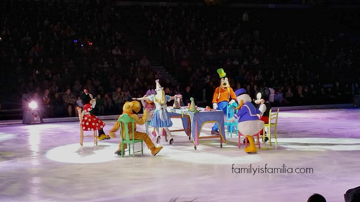 Let's Celebrate with Disney On Ice in OC!