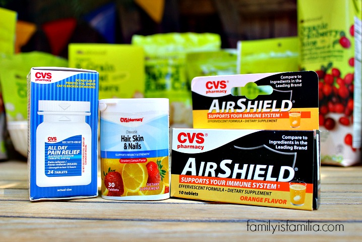 Summer Weekends are Here! Stay Healthy with CVS pharmacy #Giveaway #CVSHealthierSummer
