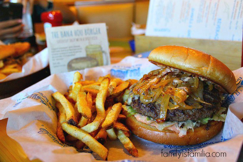 Summertime Specials at Islands Burgers!