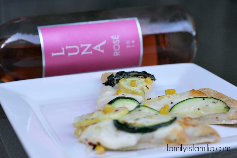 Grocery Outlet Spring Wine Sale and Veggie Pizza Recipe