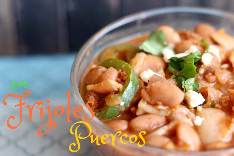 Recipe: Frijoles Puercos