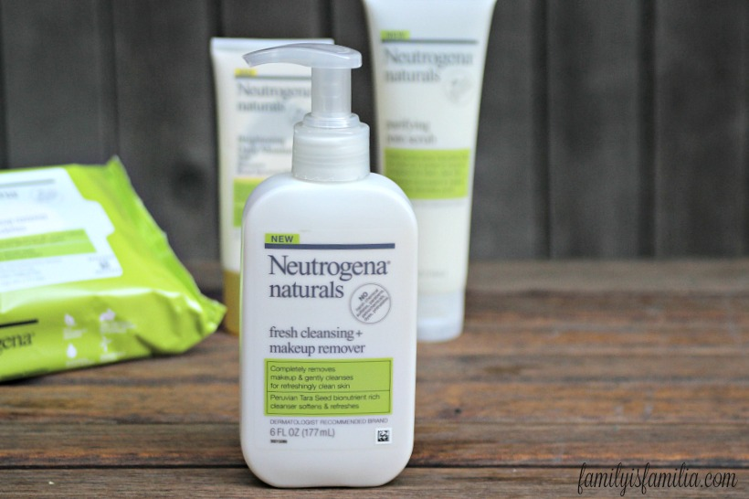 Refreshing Beauty Routine with Neutrogena Naturals