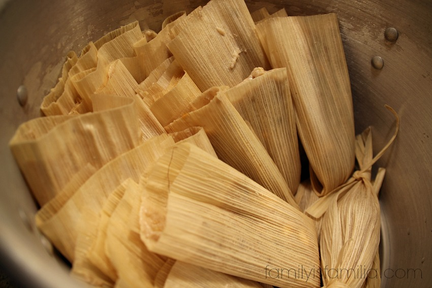 Pumpkin Pie Tamales for Any Day of the Year