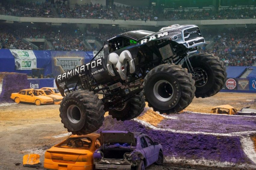 Monster Jam 2017 is Coming to Orange County!