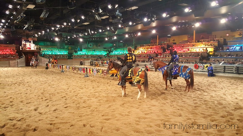 Medieval Times: The Perfect Rainy Day Adventure! Discount Included!