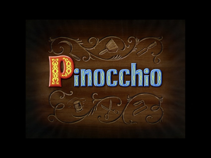 Pinocchio on Blu-ray and Disney Movies Anywhere!