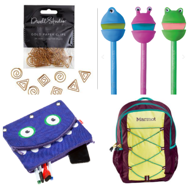 Time to Shop for Back to School Supplies at Staples