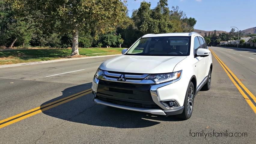 Road Trips and Day Trips with the Mitsubishi Outlander GT