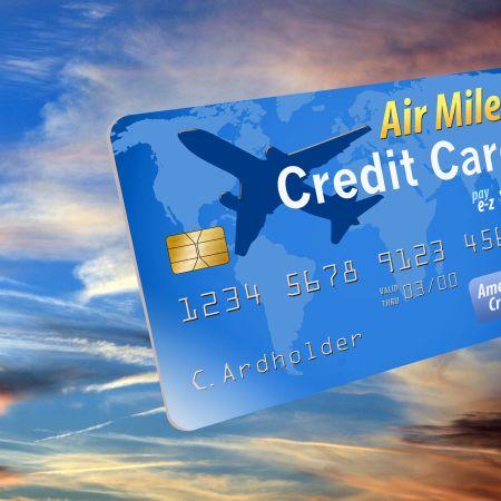 Credit card points in divorce