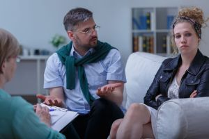 Marriage counseling in divorce