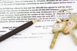Identifying information in divorce settlement documents