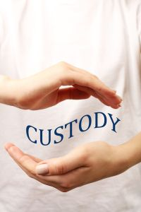 Legal custody in family law