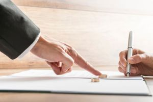 Separate attorneys needed for prenuptial agreement