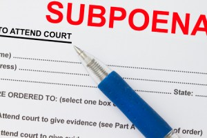 Special process server in divorce and family law