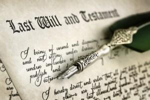 Inheritance in divorce