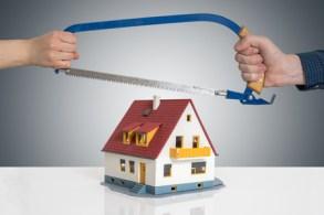 Marital home and divorce