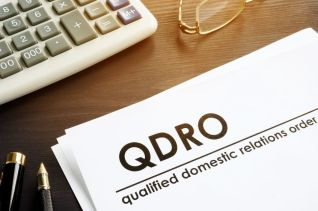QDRO and Divorce