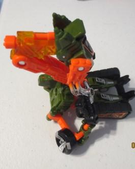 Transformers Beast Machines SCAVENGER Complete Vintage Figure