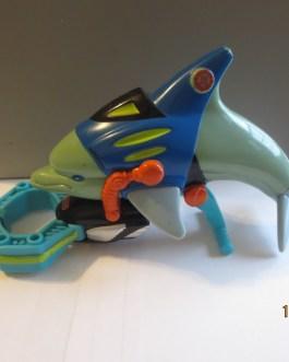 Vintage 1998-2005 Fisher Price rescue Heroes Nemo Figure nice blue