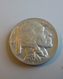 Rare high grade  1937 buffalo nickel Uncirculated condition