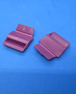 MOTU Masters of the Universe He-Man Snake Mountain Latch Clip Accessory Part Lot