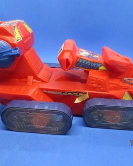He-Man Attack Trak 1982 Action Figure Toy Vehicle He-Man MOTU Car, Vintage