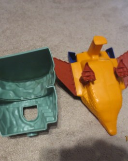 Point Dread & Talon Fighter Vintage MOTU Masters Of The Universe 80s He-Man