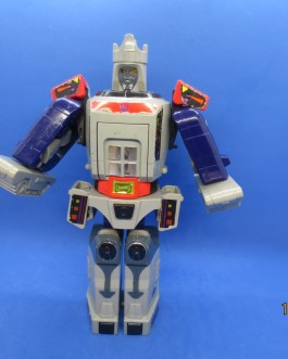 Vintage 1986 Hasbro G1 Galvatron Transformer – Lights and Sound Working