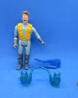 Real Ghostbusters 1987 Fright Features complete Peter Venkman