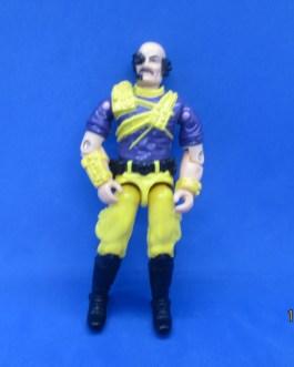 Vintage GI Joe Action Figure 1992 Dr. Mindbender