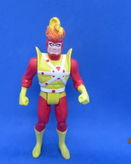 FIRESTORM DC Super Powers 1985 Original loose Complete Kenner figure b