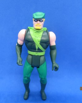 Vintage 1985 Kenner DC Super Powers Green Arrow 4 1/4″ Action Figure