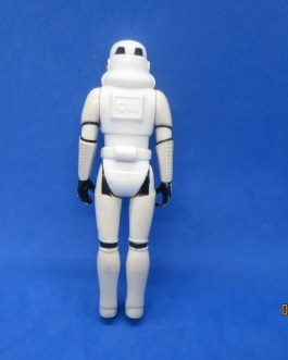 Vintage 1977 Star Wars Stormtrooper No Coo Action Figure First 12 ANH
