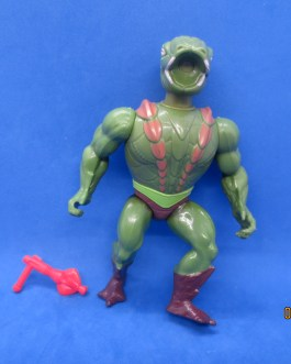 Vintage MOTU Kobra Khan Complete With Gun Masters Of The Universe, 1983