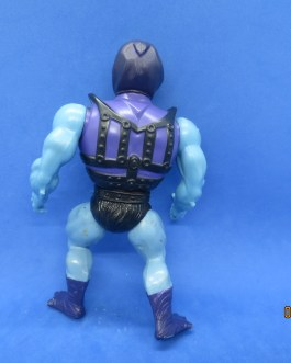 MASTERS OF THE UNIVERSE – 1983 Mattel Battle Armor Skeletor MOTU He-Man b