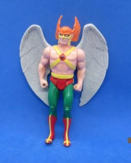 Kenner DC Super Powers Hawkman Vintage Action Figure Part Weapon Lot 1984 Wings