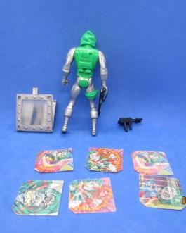 1984 Mattel Secret Wars Dr. Doom 4″ Action Figure Marvel Comics ~Complete