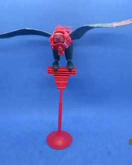 Motu he-man screech Action Figure Complete masters of the Universe