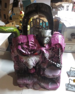Masters of the Universe SNAKE MOUNTAIN Playset Complete Works