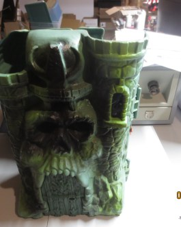 He-Man Masters of the Universe 1981 Castle Grayskull vintage mostly complete