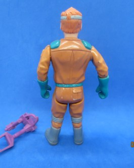 Vintage 1987 Kenner Real Ghostbusters Ray Stantz Fright Features Figure