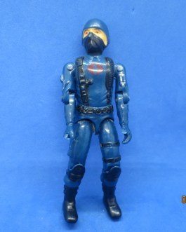 Vintage GI Joe Cobra Officer Enemy Straight Arm ARAH Hasbro 1982