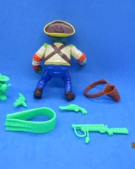 Bandito Bashin' Mike – TMNT Teenage Mutant Ninja Turtles 1992 Playmates Complete