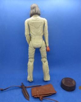 Vintage Marx – Johnny West Series – Geronimo Figurine Toy – 12″ Tall