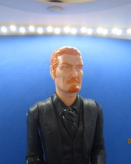 Vintage 1960's 70's  Marx Sam Cobra Best Of The West Action Figure red hair variant