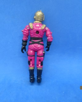 1988 GI Joe Destro's General VOLTAR Action Figure cobra