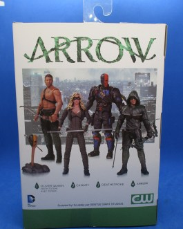 New Arrow #4 Oliver Queen – DC Collectibles – Action Figure – Free Shipping