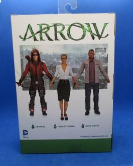 Arrow TV Cw Series Felicity Smoak Emily Bett Rickards action figure DC Direct